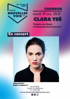 Concert Clara Ysé