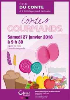 Contes gourmands