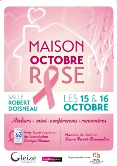 Octobre Rose à Gleizé