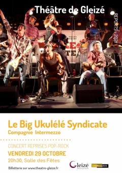 Concert du Big Ukulélé Syndicate