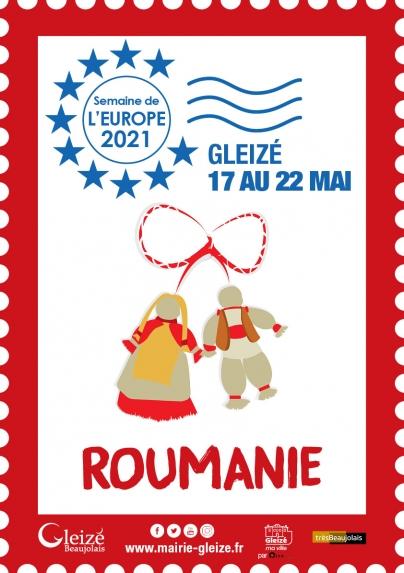 Semaine de l'Europe en Roumanie
