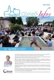 Gleizé Infos mai 2021