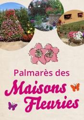 Maisons fleuries Palmarès 2018