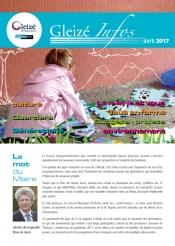 Gleizé Infos  Avril 2017