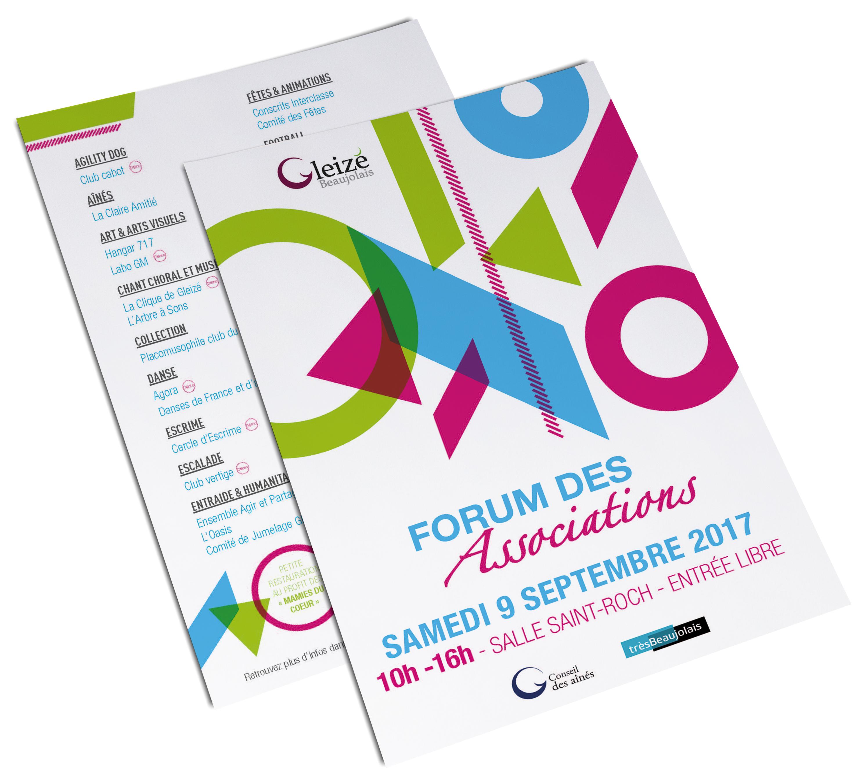 Tract Forum des Associations