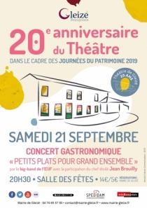 Concert gastronomique