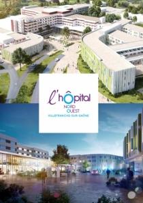 Travaux d'agrandissement de l'Hôpital Nord-Ouest