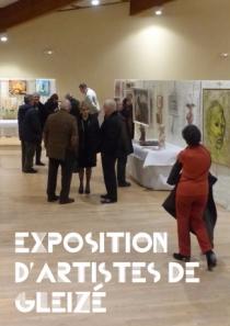 Exposition d'artistes, les images avant le décrochage !