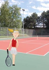 Un tennis, ça vous dit ?