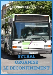 SYTRAL organise le déconfinement