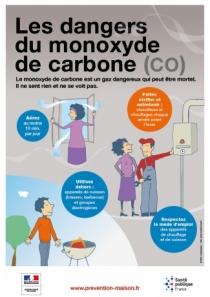 Monoxyde de carbone : comment prévenir les intoxications ?