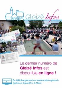 Gleizé Infos de mai 2021