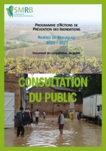 Prévention inondations : consultation du public