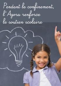 Agora soutien scolaire et accueil de loisirs