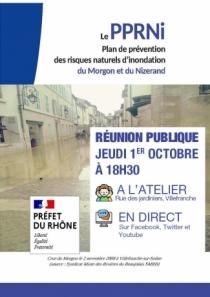 Plan de prévention des risques inondations