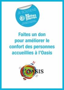 1 don pour la maison de l'Oasis