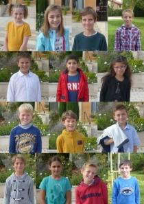 Les nouveaux visages du Conseil Municipal d'Enfants