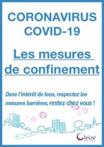 Coronavirus (COVID-19) - Mesures exceptionnelles
