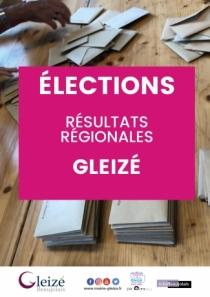 Résultats élections régionales