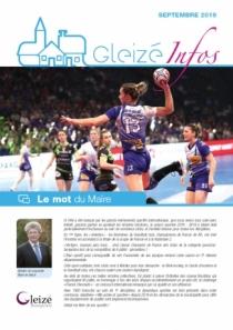Gleizé Infos septembre 2019
