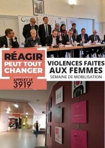 Semaine contre les violences faites aux femmes