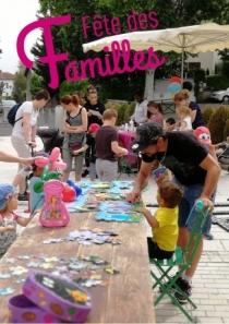 Au rendez-vous de la Fête des Familles