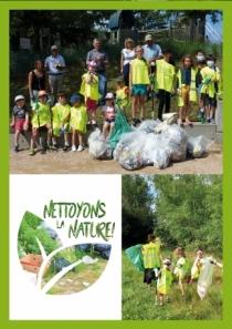 Nettoyage de la nature