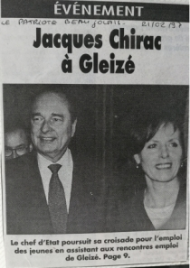 Gleizé se souvient !