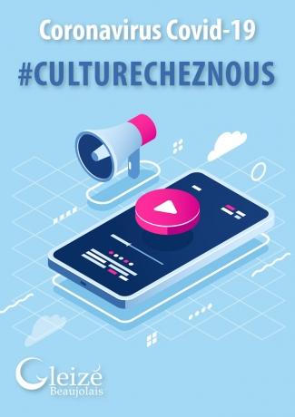 Culture chez nous !