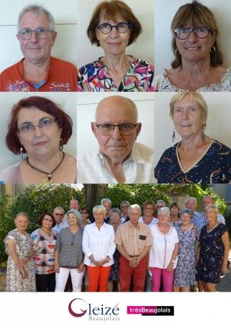 Conseil des aînés : bienvenue aux 6 nouveaux élus