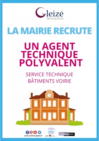 La mairie recrute