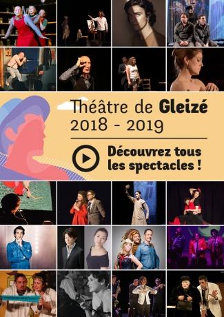 Théâtre de Gleizé 2018-2019